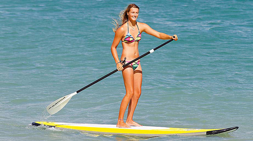Paddle board rentals and more