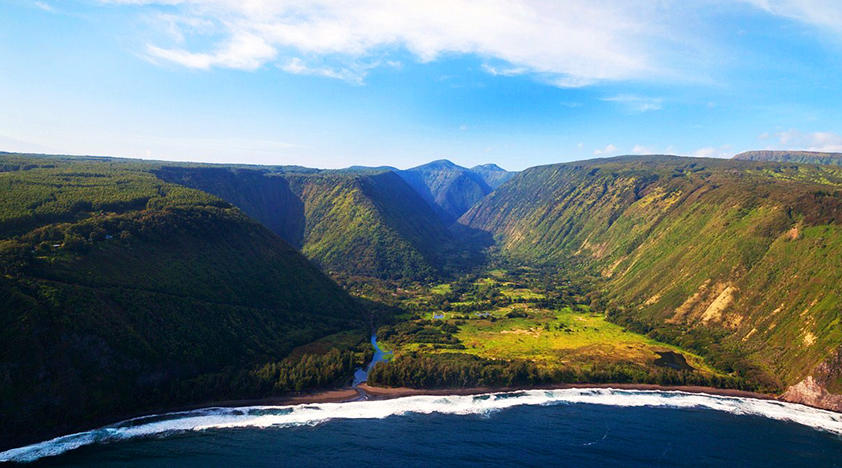 Helicopter Tours From Hilo In Big Island  Peek