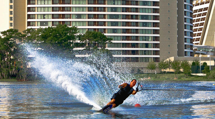 Parasailing Jet Skiing And Water Sports In Orlando Peek