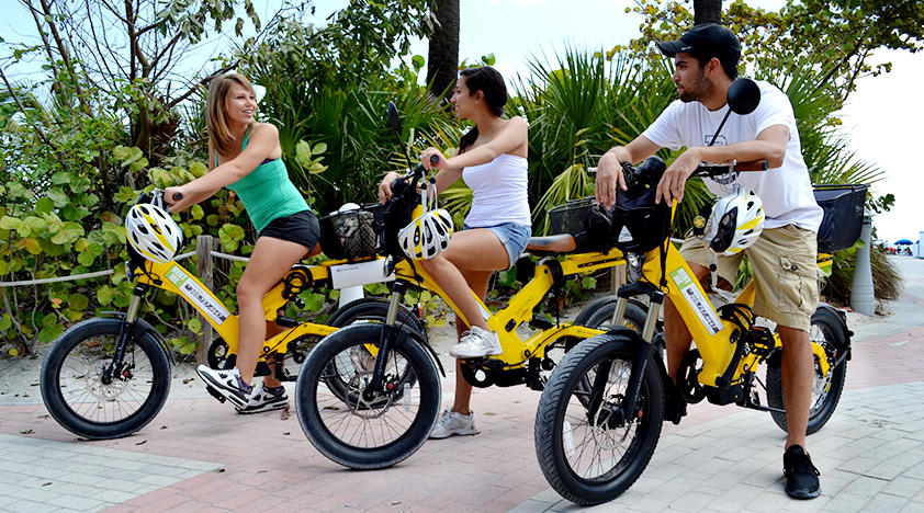 Bikes To Go Miami Electric Bike Tours and