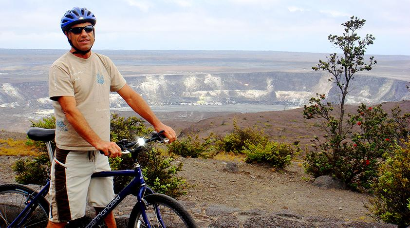 Bike Hawaii Big Island Volcano Bike Tours