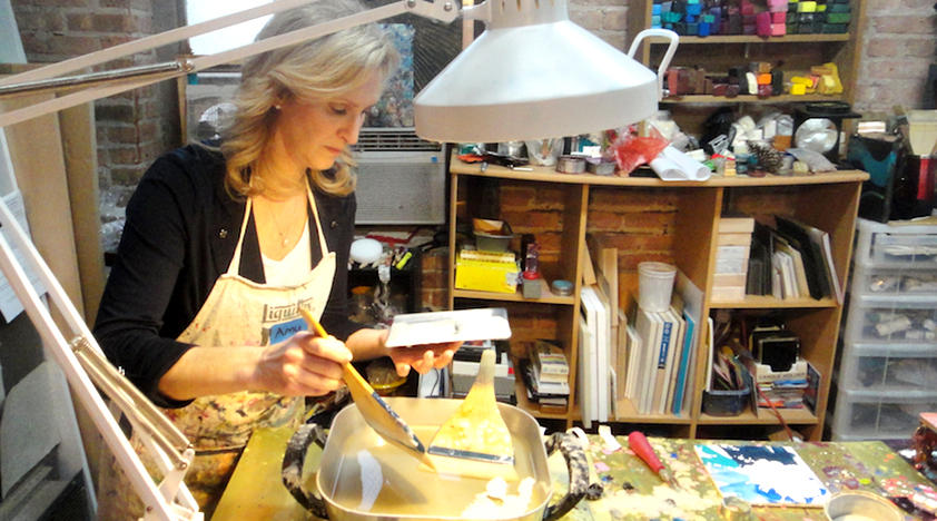 Innovative art classes in chicago peek for Painting class chicago