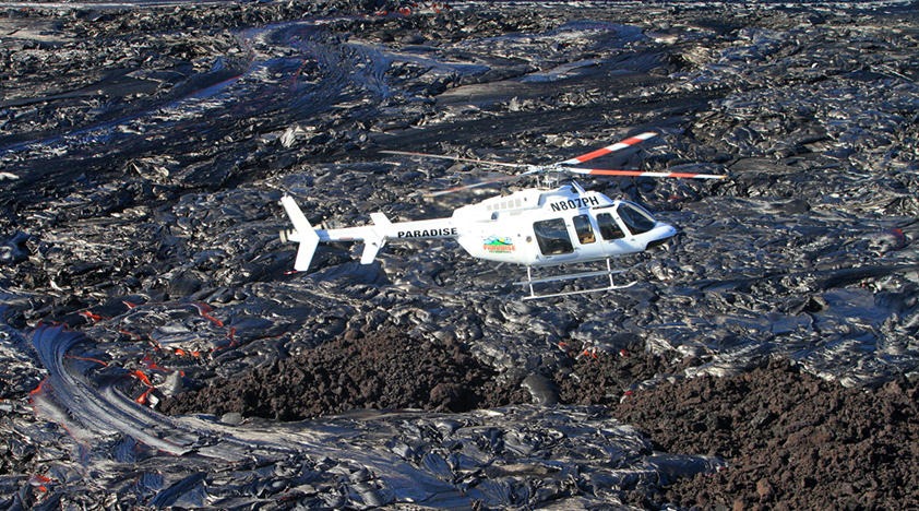 Helicopter Tours From Kona In Big Island  Peek