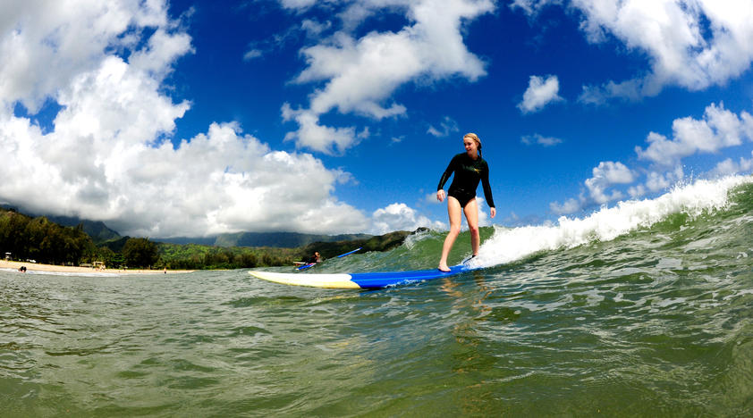 Surfing and SUP Lessons
