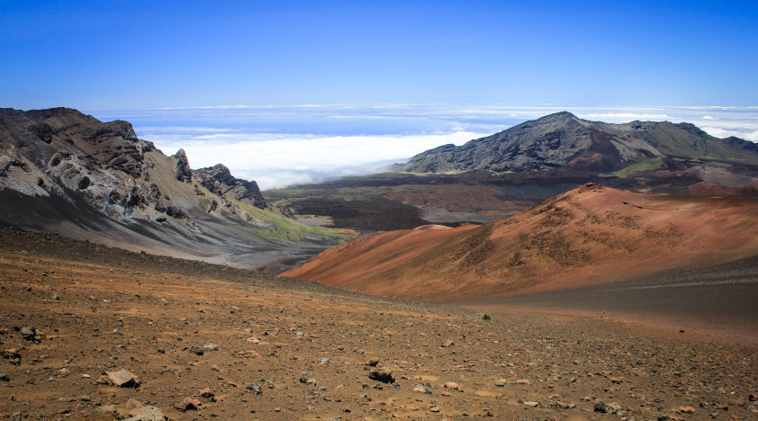 Haleakala Mountain Biking