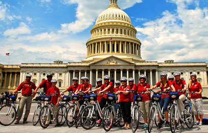 Historical Sights Bike Tours
