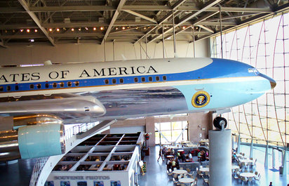 Ronald Reagan's Air Force One