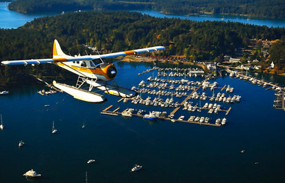 Seaplane and Wine Tasting Tour