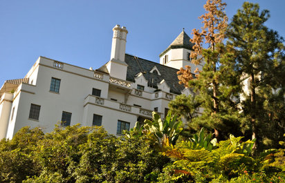 Hide Away at the Chateau Marmont