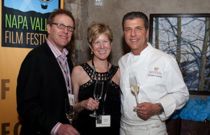 Us with Michael Chiarello