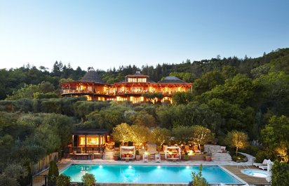 Napa Valley with Devon Aoki