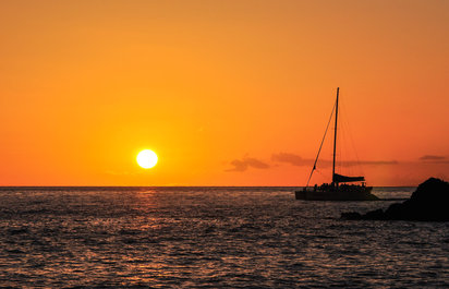 Lahaina Sunset and Mai Tai Sail