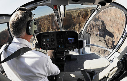 Grand Canyon Helicopter Flights