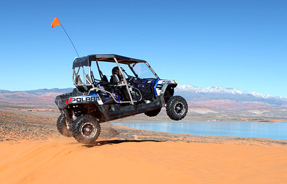 ATV Off-Road Tours