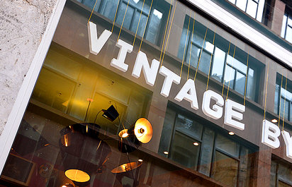 Personalized Vintage Shopping Tour