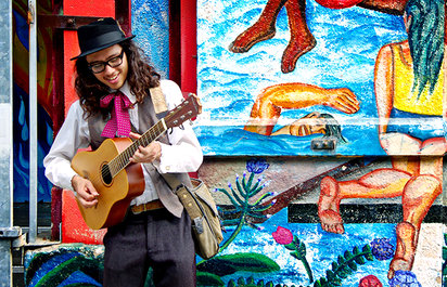 Haight-Ashbury Walking Tour