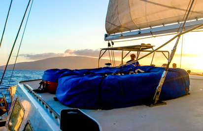 Luxury Lahaina Sunset Sail