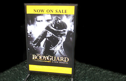 The Bodyguard and Dinner Packages
