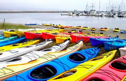 Half Moon Bay Kayak Tour