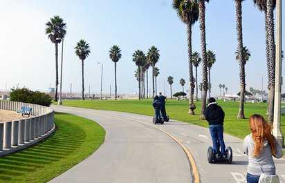 Segway Beach Tour