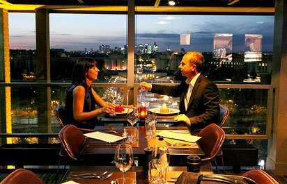 Eiffel Tower Dining Experiences