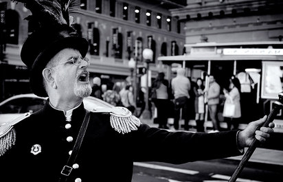 Emperor Norton's Historic Walking Tours