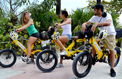 Electric Bike Tours and Rentals
