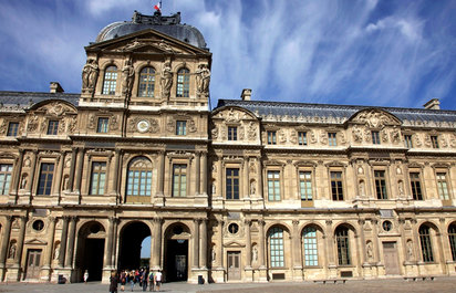 Treasure Hunts at the Louvre