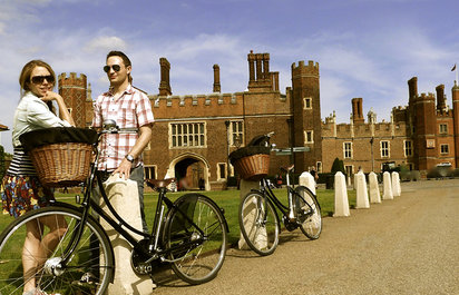 Hampton Court Bike Tours