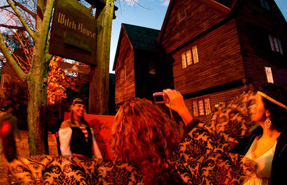 Ghost Tours of Salem