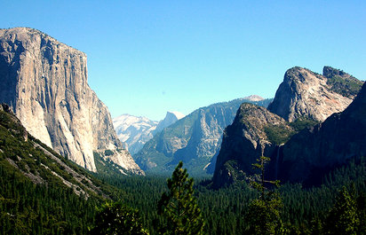 Yosemite Day Tour