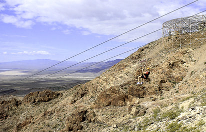 Bootleg Canyon Zip Line Tours