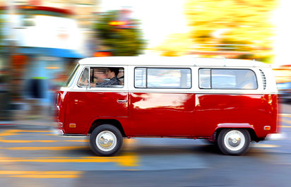 Vintage Volkswagen City Tours