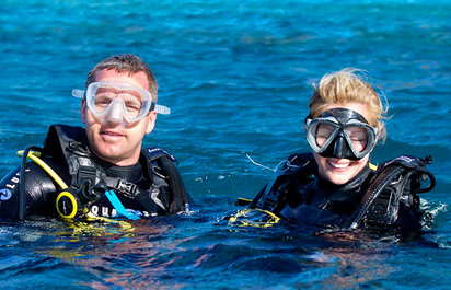 Diving Gear Rental