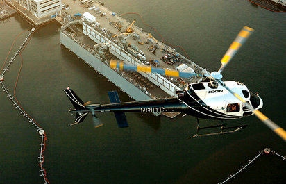 Sightseeing Helicopter Tours