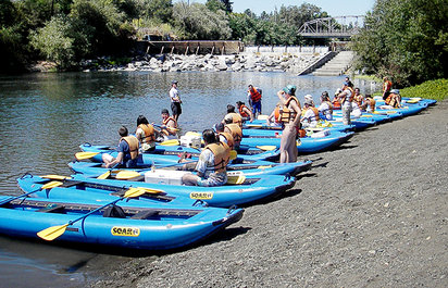 Russian River Canoe Excursions