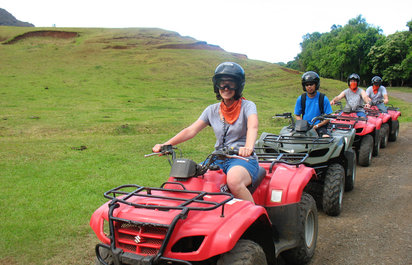 Horseback Riding and ATV Tours