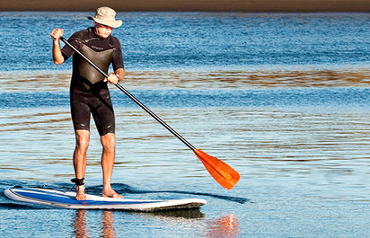 Stand Up Paddle Boarding Classes