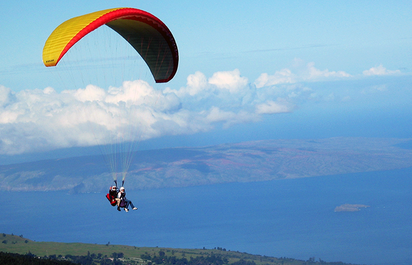 Paragliding Lessons in Kula