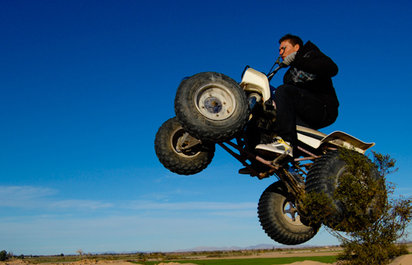 Dirt Bike and ATV Tours