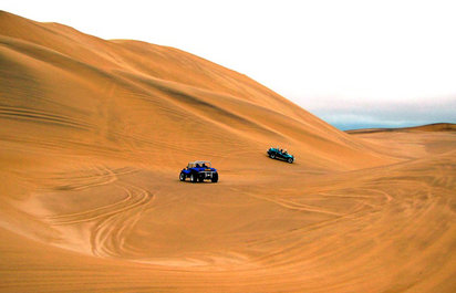 Ride Dune Buggies