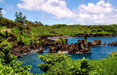 Deluxe Road to Hana Tours