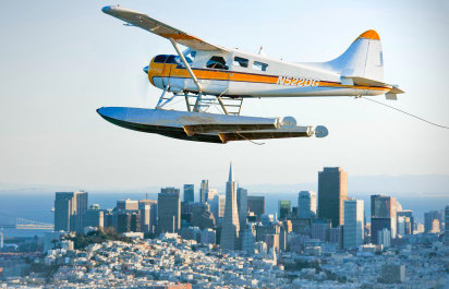Golden Gate Seaplane Tour