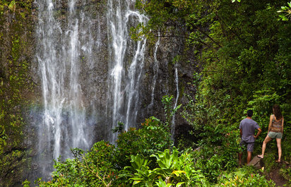 Haleakala and Road to Hana Tours