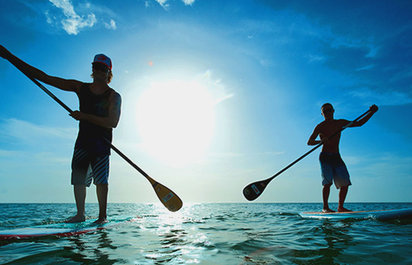 Kanaha Beach Paddle Board Lessons