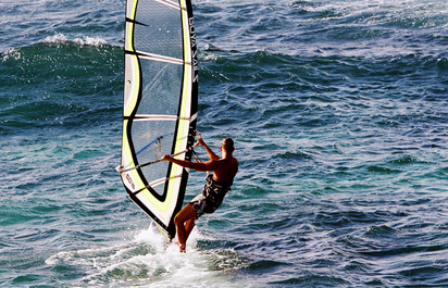 Kanaha Beach Windsurfing Lessons