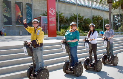 Neighborhood Segway Tours