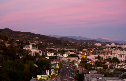 Capturing LA with Foursquare Co-Founder