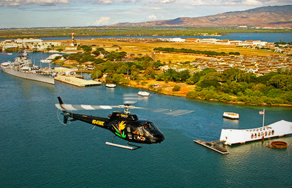 Plane and Helicopter Tours