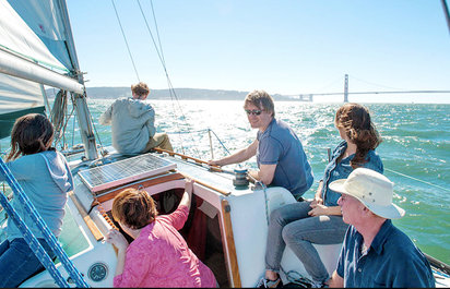 Private Sailings in San Francisco Bay